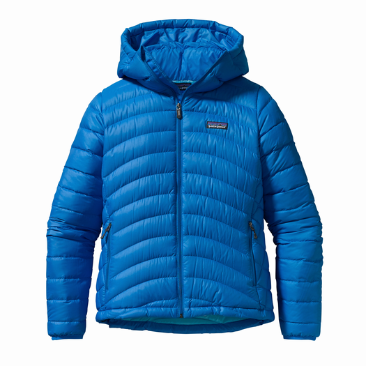 Patagonia Down Jacket produced out of PET!